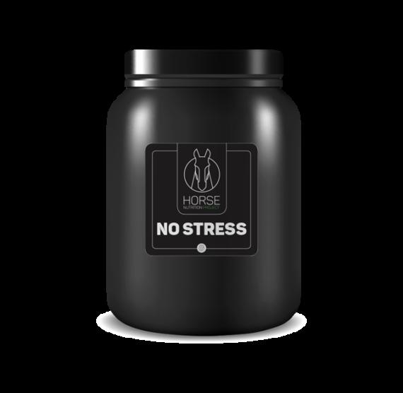 No stress est un complément alimentaire pour chevaux stressé de la marque HNP-Horse Nutrition Project