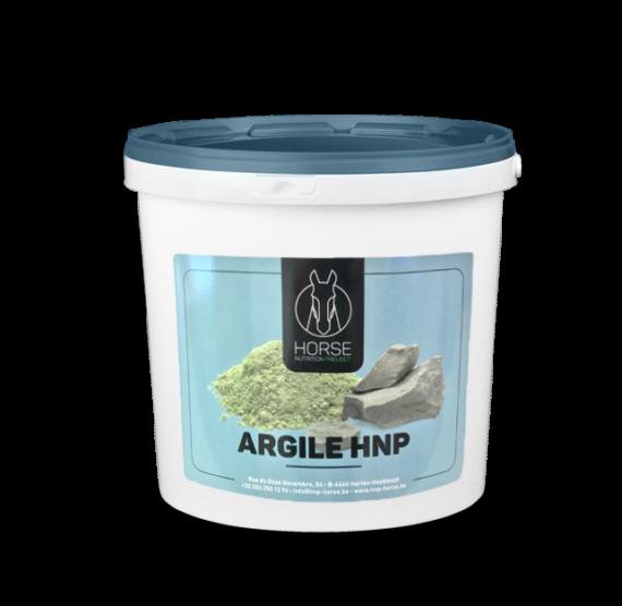 Argile HNP produit de soins pour chevaux de la marque HNP-Horse Nutrition Project