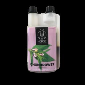 Chondrowet complément alimentaire pour chevaux de la marque HNP-Horse Nutrition Project